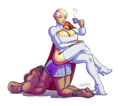 Powergirl 2016 Trap Result by firstedition