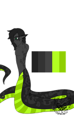 Custom Naga by xChesires-OCsx