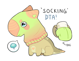 DTA socking!! OPEN by OakAdopts