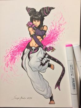 Juri by amonkeyonacid
