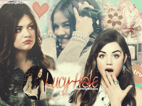 Lucy Hale by EternityOfLove
