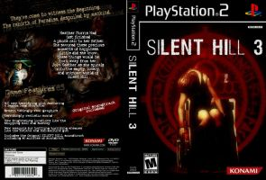 Alternate Silent hill 3 cover. by Em-E-chan