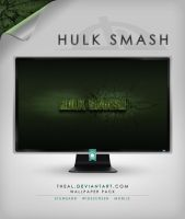 Hulk Smash by TheAL