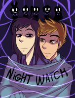 One job, two night guards by Lappystel
