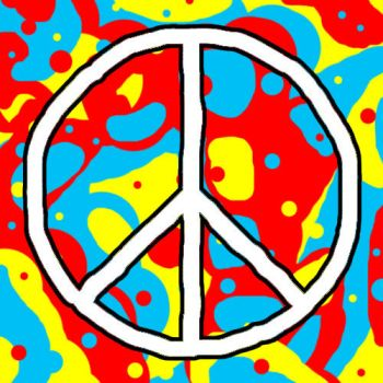 Peace Sign by acdcdrummer
