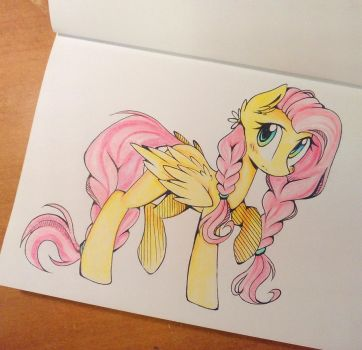 Fluttershy by ten-dril