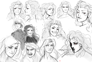 Morefaces by Remarin