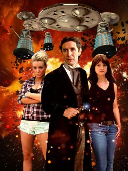 The New Eighth Doctor Adventurers by Hisi79