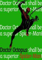 Superior Spider-Man by blindfaith311