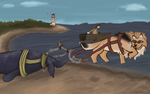 Weekly Quest - A Whale of a Tale by magikwolf