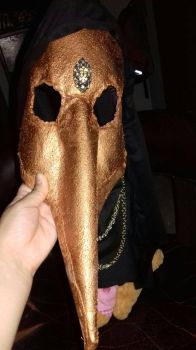 plague mask 1 by micuet