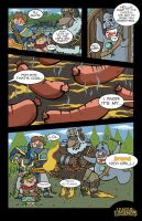 League of Legends Comic Contest: Urf's BBQ Party by sounfunny