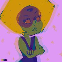 Peridot 42 by Our-Celestial-Death