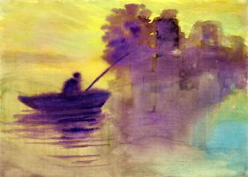 Fishing Boat by Valnor