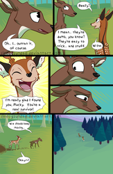 White Tail Pg 57 by SleepySundae