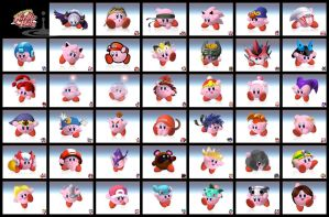 The Kirby Hat Project by hextupleyoodot