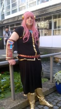 Vocaloid - Megurine Luka cosplay (8) by DILLIGAF-Otaku