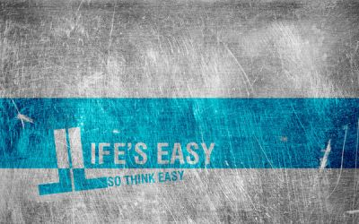 Life's Easy, so Think Easy by BasicPlayer