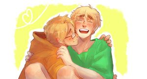 APH Carrots And Peas by Owyn-Sama