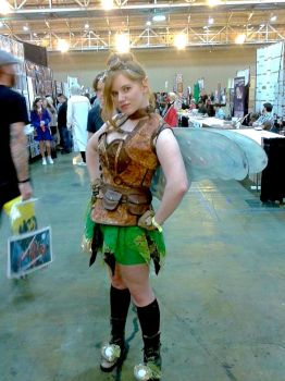 Steampunk Tinker Bell by CyrialBerry
