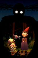 Over The Garden Wall by monachro