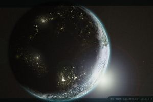 Planetary Test by Hayter