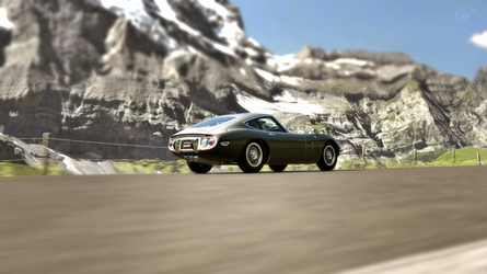 GT6 Toyota 2000 GTR HDR Minature by dominekkas