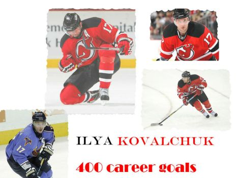 Ilya Kovalchuk Wallpaper by Vampirequeen10