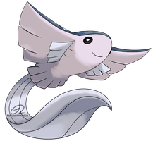 Beta Pokemon - Haneei (Beta Mantine)
