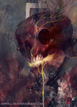 Ghost Rider by Chenthooran