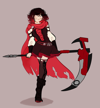 ruby by snyorf