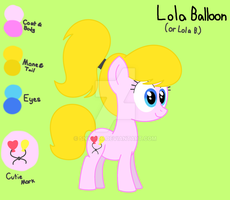 Lola Balloon Reference by Sny-por
