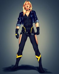 Black Canary by AldoRaine13