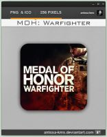 Medal Of Honor: Warfighter by antoxa-kms