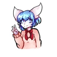 shes a wolf in mouse clothing by Cherry---Pop
