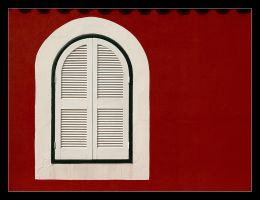 Perfect Window - Menorca by skarzynscy