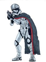 Captain Phasma by Spartan-055