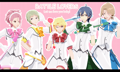 .:Battle Lovers:. by XxXSickHeartKunXxX