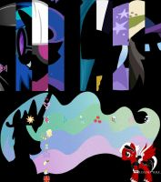 MLP Blackout Ps3 Theme, Version 2 by Wyvern249