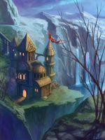 magic house by Real-SonkeS