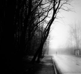 Ghost in the Fog by Kriss1983