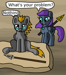 Nothing by platinumdrop