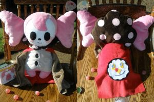 Witch Charlotte Plushie by LiLMoon