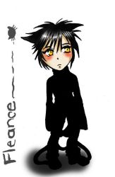 PANDECT - Chibi Fleance by MetalChocobo
