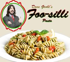 Dave Grohl's Foo-silli Pasta by megamike75