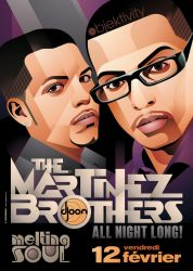 Melting Soul: Martinez Bros by prop4g4nd4