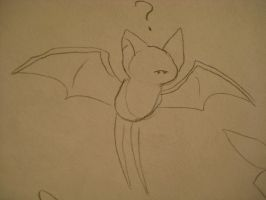Confused Zubat by GECKO-Nuzlockes