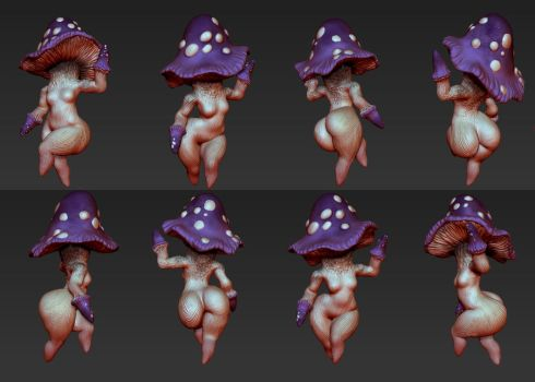 Zbrush NO accident by chochi