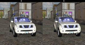 SUV 3D by JHoagland