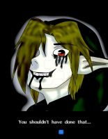 BEN DROWNED {2} by ImpressHeta